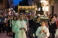 """Procesión de Corpus Christi en Barcelona: """"La sangre del Señor recorrió la arteria principal de Sarriá"""""""