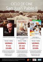 Colabora con la capilla regalando esta Navidad los DVDs de S. Juan Pablo II