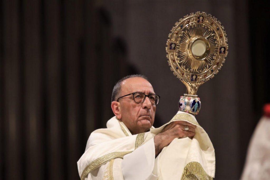 NUESTRA CAPILLA PARTICIPA EN «CRISTO VIVE», LA VIGILIA DIOCESANA DE CORPUS CHRISTI